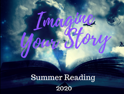 Summer Reading 2020.2020 Summer Reading Imagine Your Story Jetmore Public Library